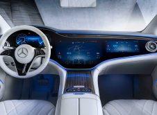 Mercedes Benz Eqs Awesome Interior