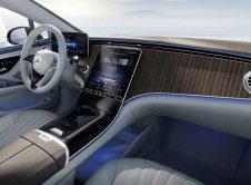 Mercedes Benz Eqs Standard Interior
