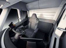 Tesla Semi Interior