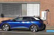 Volkswagen está probando un nuevo Wallbox con carga bi-direccional
