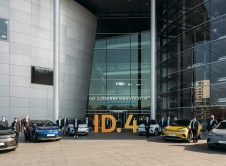 Volkswagen Id.4 Delivery Germany Factory 2