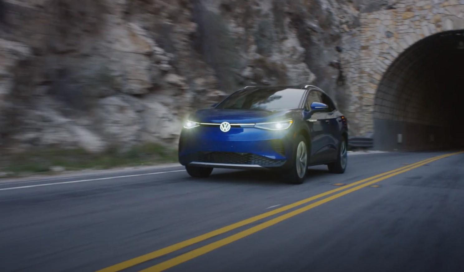 Volkswagen Id4 Spot