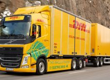 Volvo Fh Dhl Pilot Proyect 2