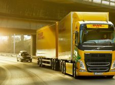 Volvo Fh Dhl Pilot Proyect