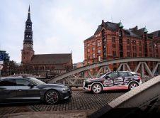Audi Rs E Tron Gt / Audi Q4 E Tron