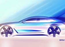 Bmw I4 Sketch 3 2021 Copy 1