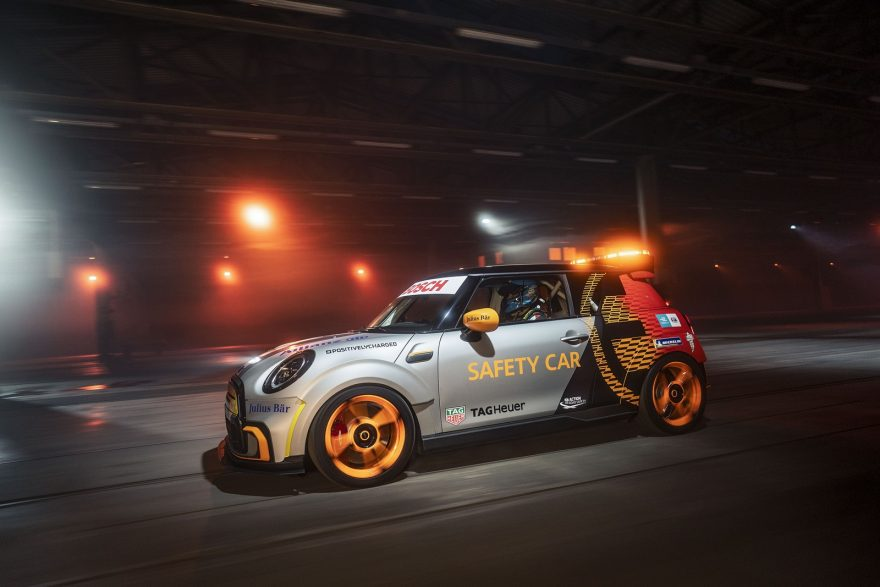 Mini Se Safety Car 13