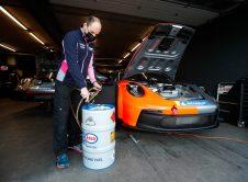 Porsche Combustible Sintetico 1