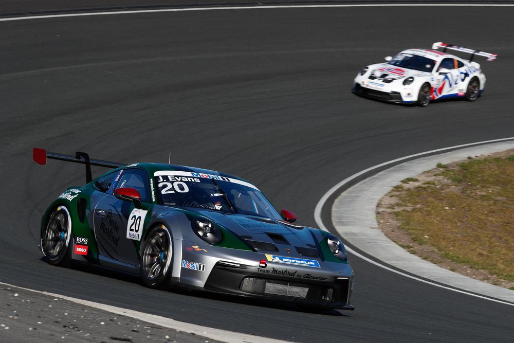 Porsche Combustible Sintetico 3