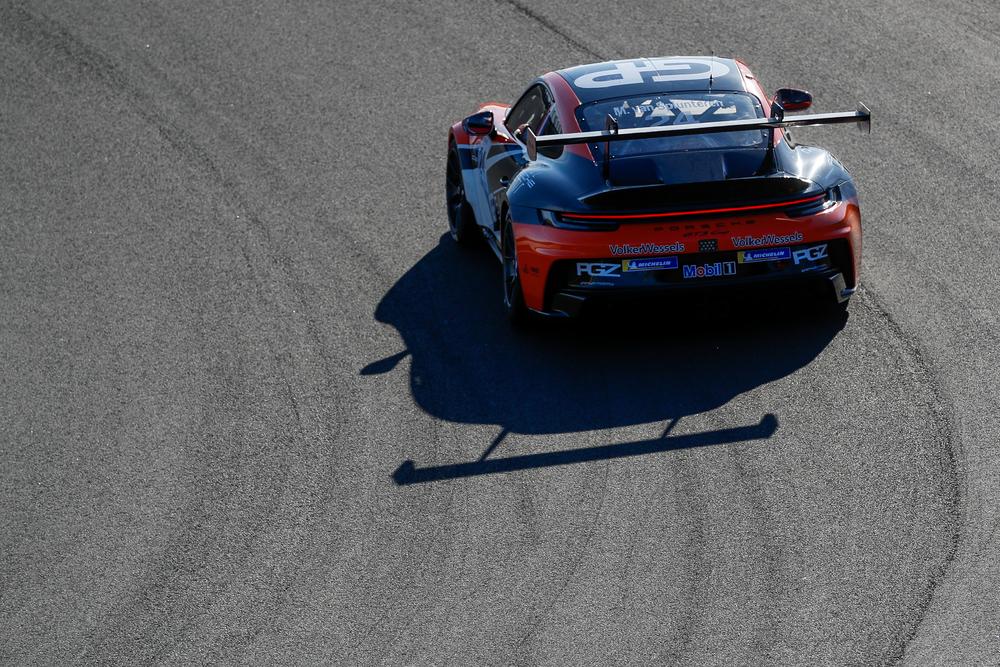 Porsche Combustible Sintetico 4