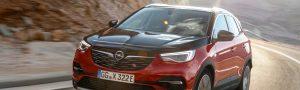 Presentación y prueba Opel Grandland X Hybrid: un SUV con mucha fuerza y con etiqueta cero