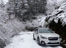 Prueba Subaru Outback Glp 12