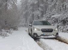 Prueba Subaru Outback Glp 14