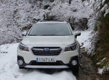 Prueba Subaru Outback Glp 15