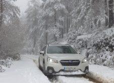 Prueba Subaru Outback Glp 16