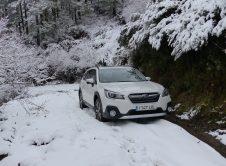 Prueba Subaru Outback Glp 18
