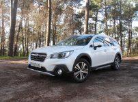 Prueba Subaru Outback Glp 2