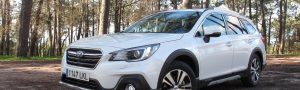 Prueba Subaru Outback GLP: un familiar interesante y bi-fuel
