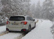 Prueba Subaru Outback Glp 25