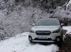 Prueba Subaru Outback Glp 26