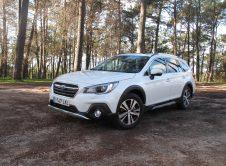 Prueba Subaru Outback Glp 3