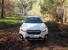 Prueba Subaru Outback Glp 5