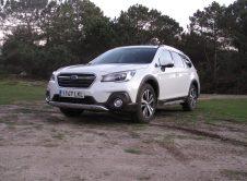 Prueba Subaru Outback Glp 7