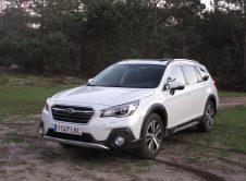 Prueba Subaru Outback Glp 9