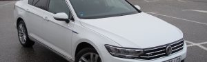 Prueba Volkswagen Passat GTE: una berlina eficiente que quiere ser deportiva