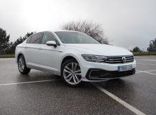 Prueba Volkswagen Passat Gte 14