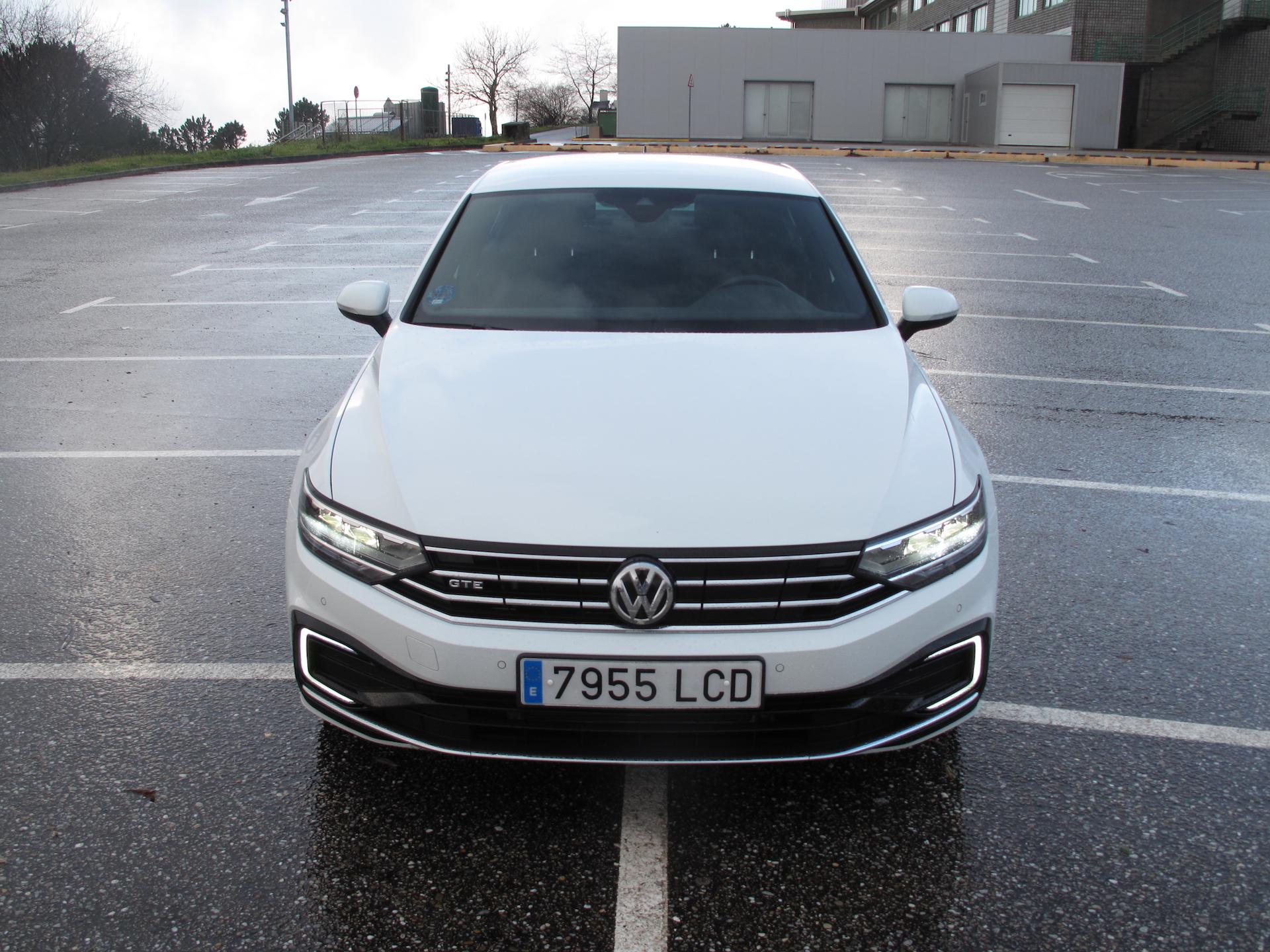 Prueba Volkswagen Passat Gte 15