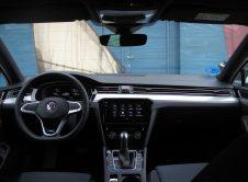 Prueba Volkswagen Passat Gte 5