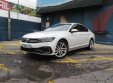 Prueba Volkswagen Passat Gte 9