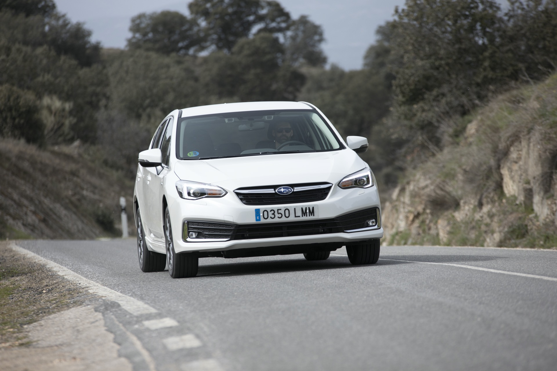 Subaru Impreza Ecohybrid 4