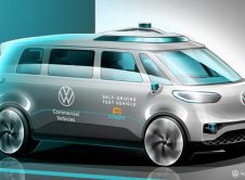 Volkswagen Commercial Vehicles Moves Ahead With Autonomous Drivi