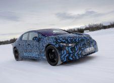 2022 Mercedes Benz Eqs Prototype 100777426 H