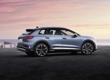 Audi Q4 E Tron Back