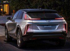 Cadillac Lyriq 2022 Back