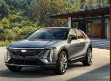 Cadillac Lyriq 2022 Front
