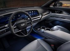 Cadillac Lyriq 2022 Interior