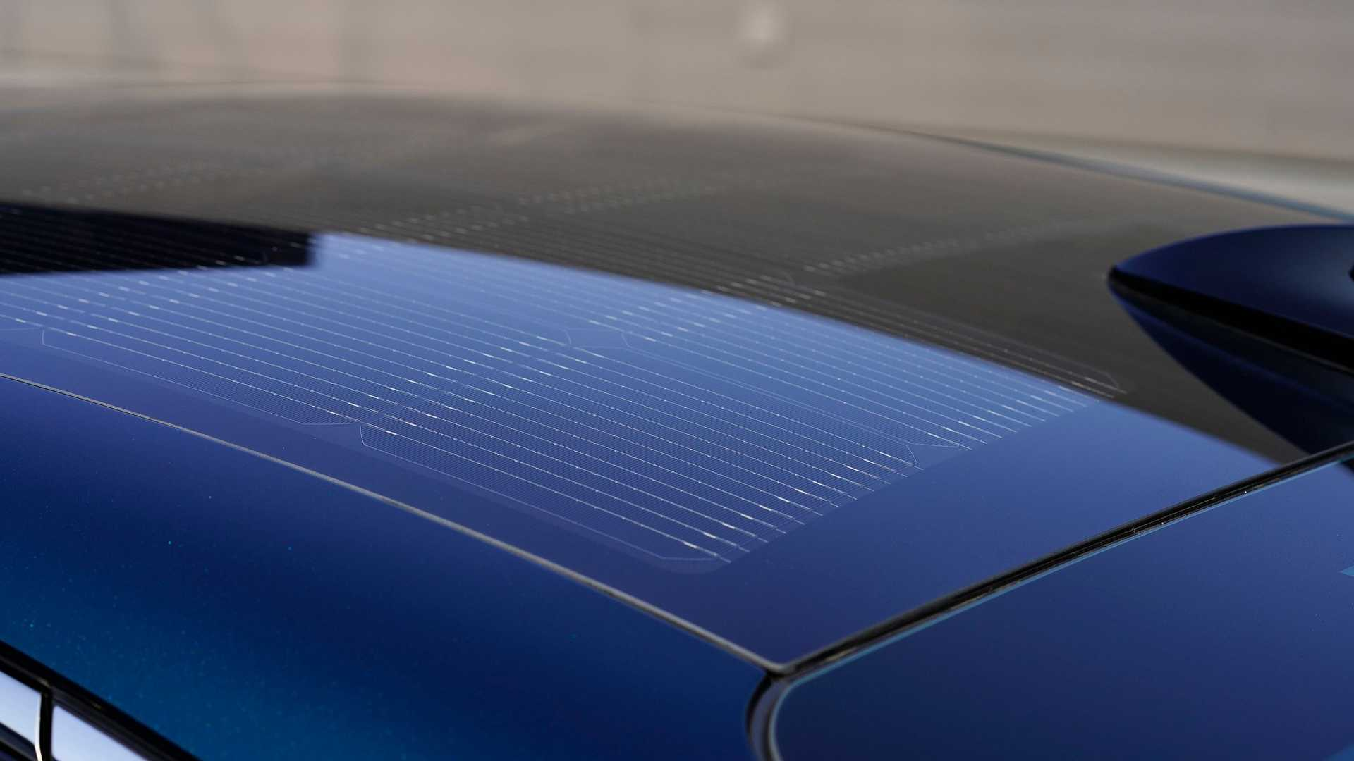 Genesis G80 Electric Solar