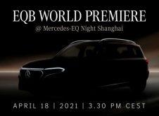 Mercedes Benz Eqb Event