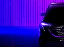 Mercedes Benz Eqt Concept