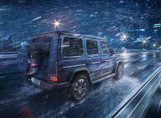 Mercedes Benz G Class Rain