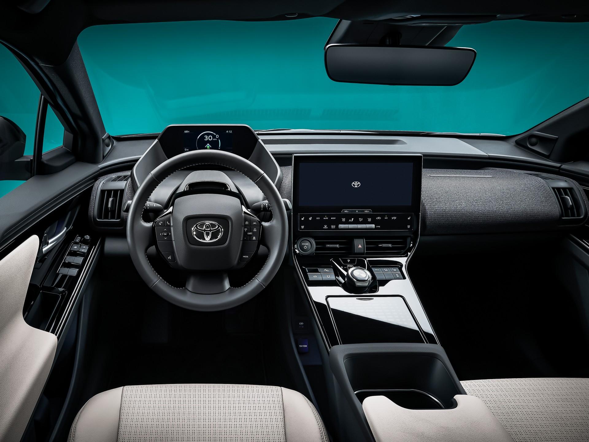 Toyota Bz4x Concept 8