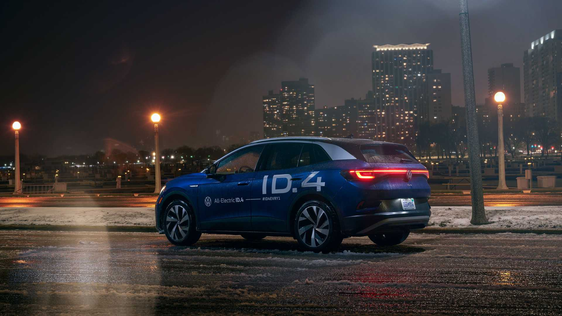 Volkswagen Id4 American Route Night