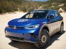El Volkswagen ID.4 se va de rally en el NORRA Mexican 1000
