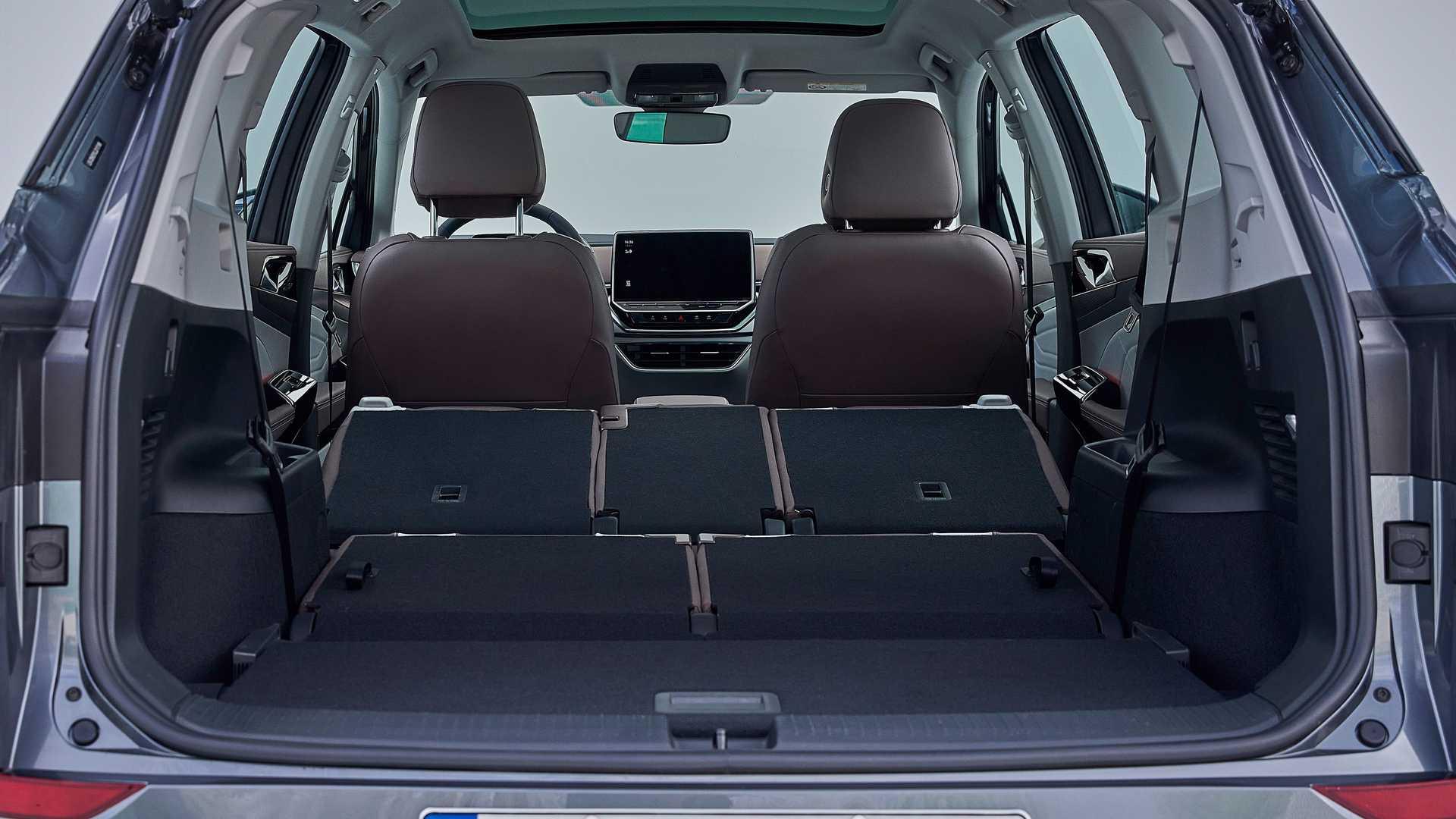 Volkswagen ID.6 Crozz X Interior