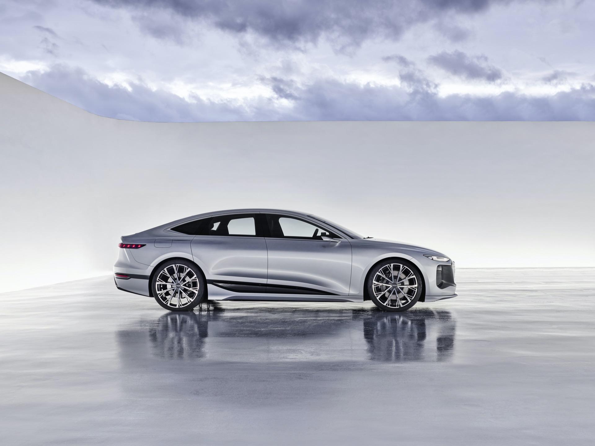 Audi A6 E Tron Concept 24