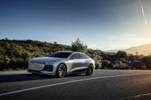 Audi A6 e-tron concept: la futura berlina eléctrica de Audi con 700 km de autonomía